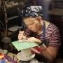 Artwork for Ep. 56 - Shawna Barnes Former Combat Medic FindsHerself Getting Lost in Art
