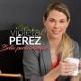 Artwork for #120 - Violeta Pérez: Bella para triunfar