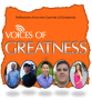 Artwork for Voices of the Summit of Greatness - 5 Podcasters Collaborate and Inspire!