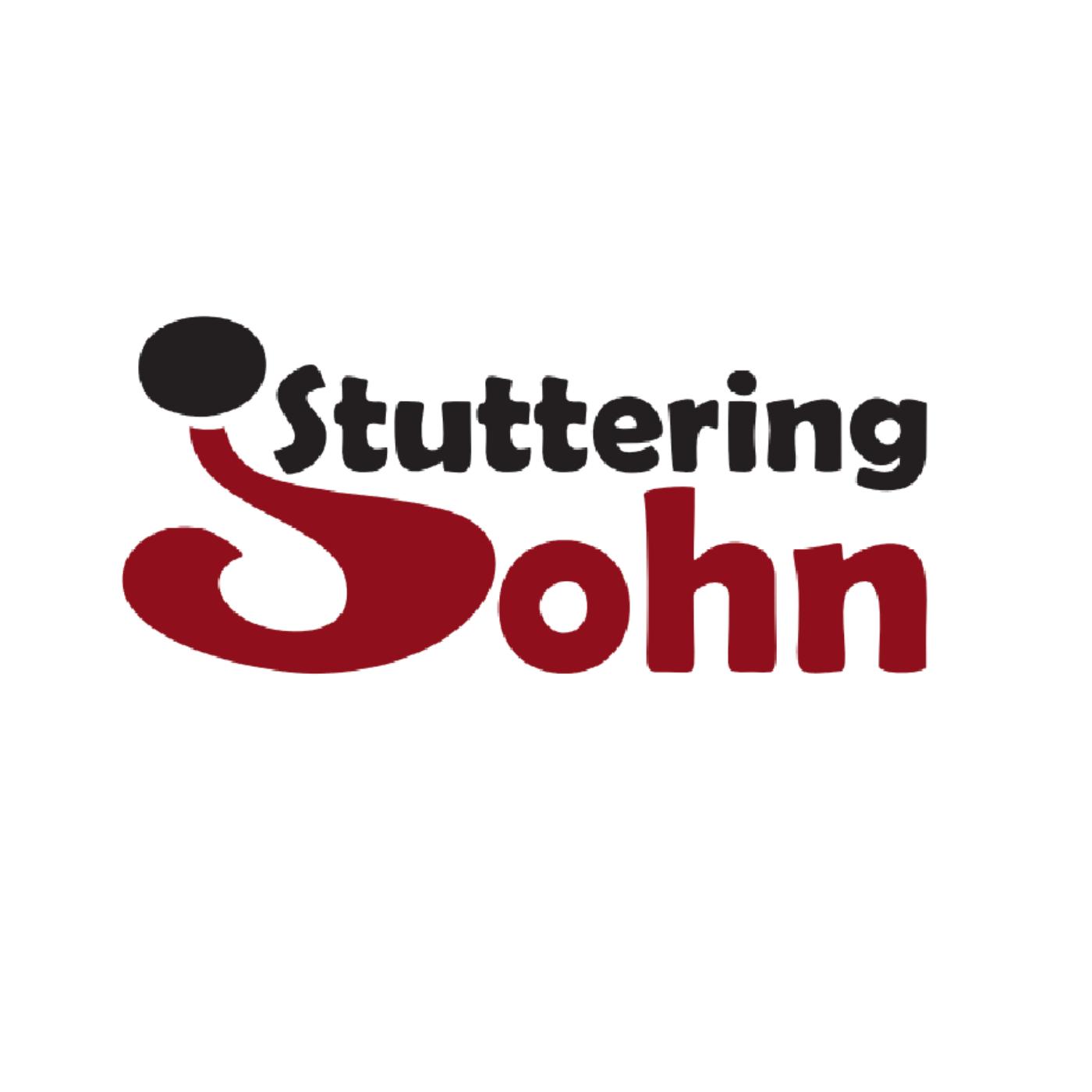 The Stuttering John Podcast show art