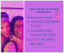 Artwork for An Engagement Story, A Marriage Story, and Little Women ft. Ari B.