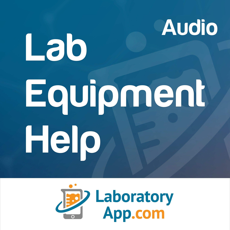 Laboratory App: Lab Equipment Help (Audio) show art
