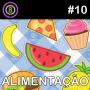 Artwork for #010 - Alimentação