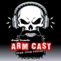 Artwork for Arm Cast Podcast: Episode 83 – Authors Supporting Our Troops 2016