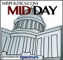 Artwork for WisPolitics Midday - 12.13.19