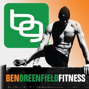 411 iTem 0230 - Ben Greenfield from the Ben Greenfield Fitness and the Get-Fit Guy Podcasts