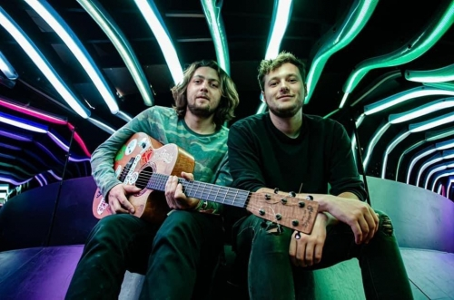 Interview with the Ries Brothers show art