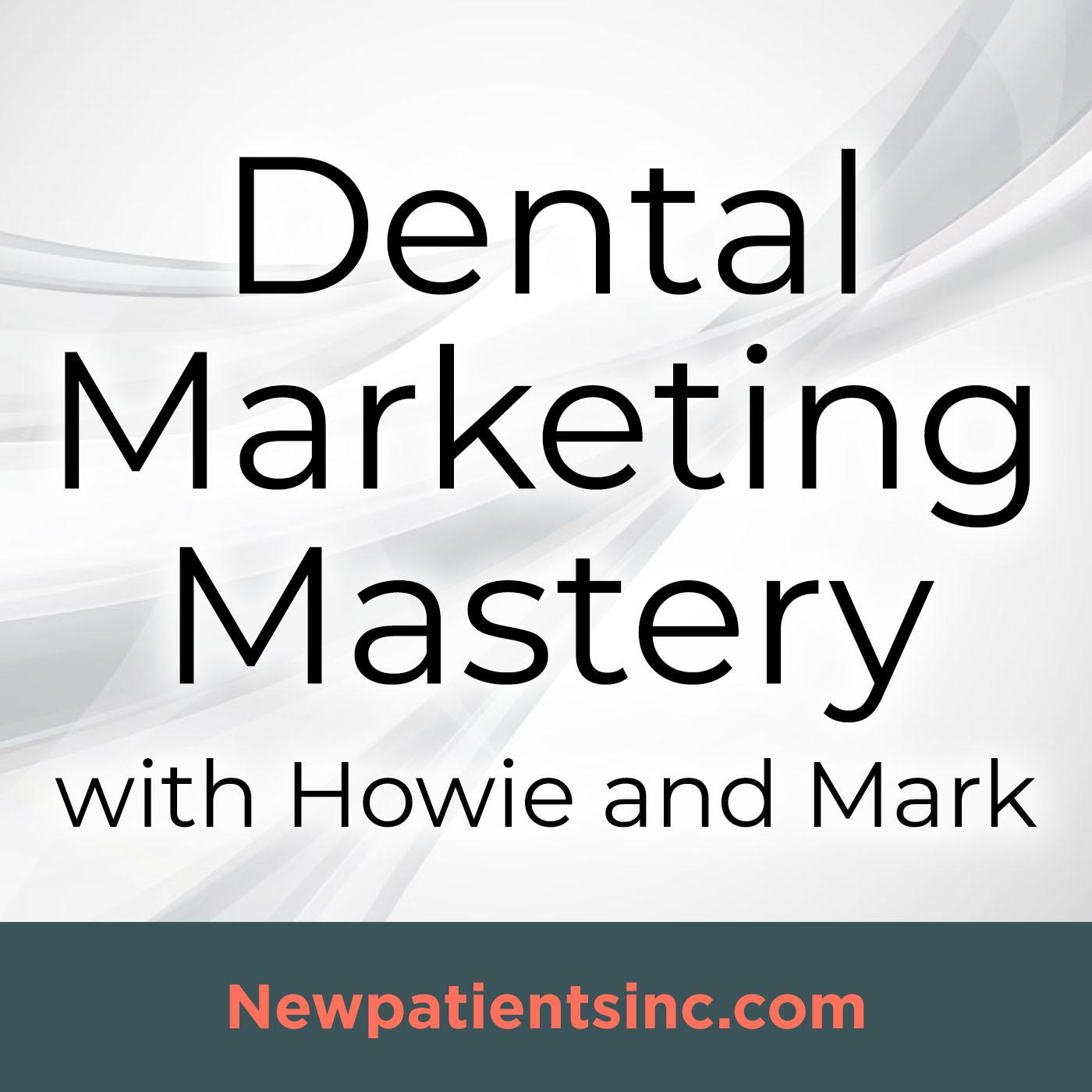Dental Marketing Mastery show art