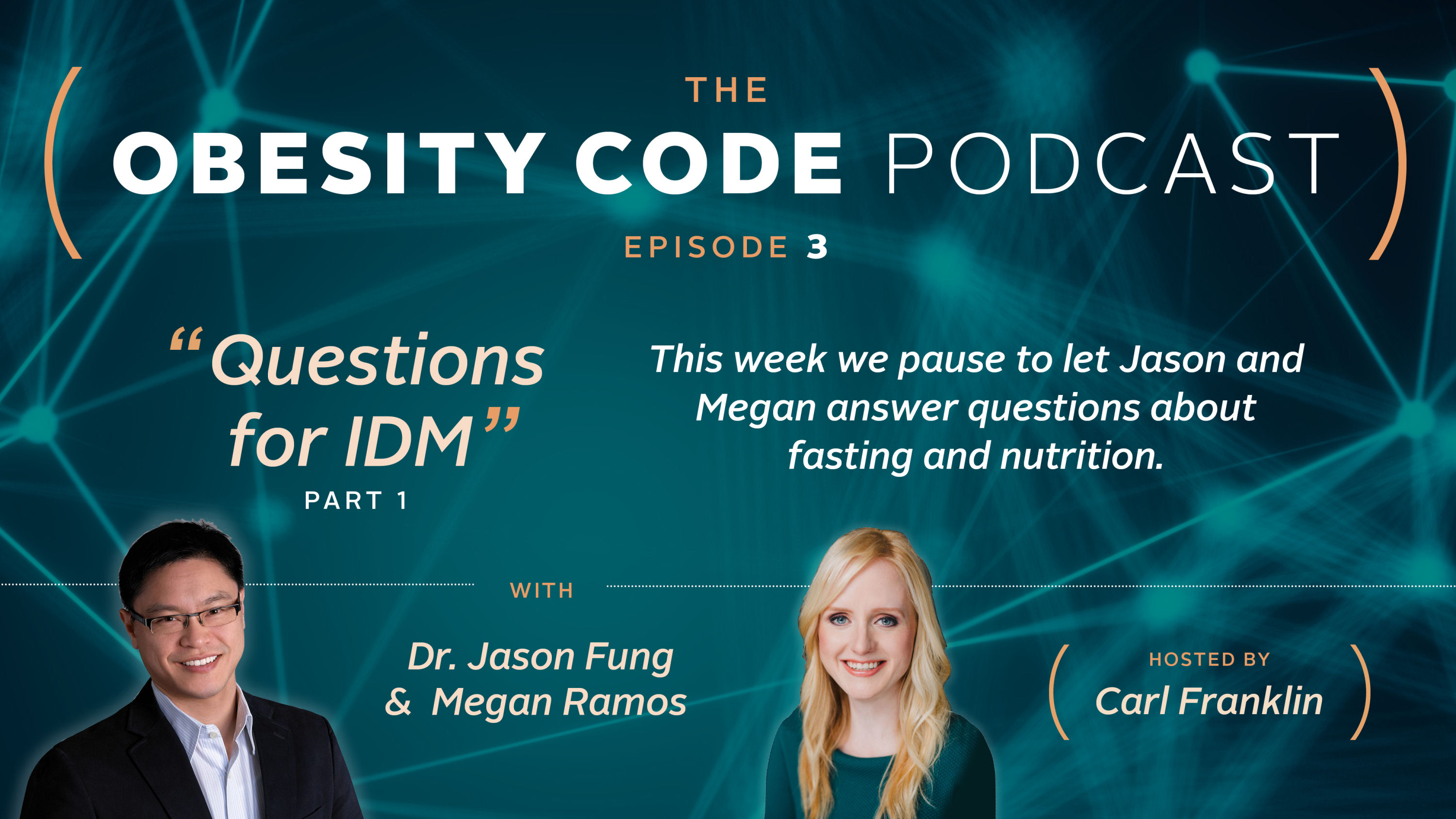 Podcasts The Obesity Code Podcast