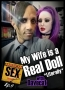 Artwork for My Wife is a Real Doll. Literally! Interview with Davecat - Ep 9