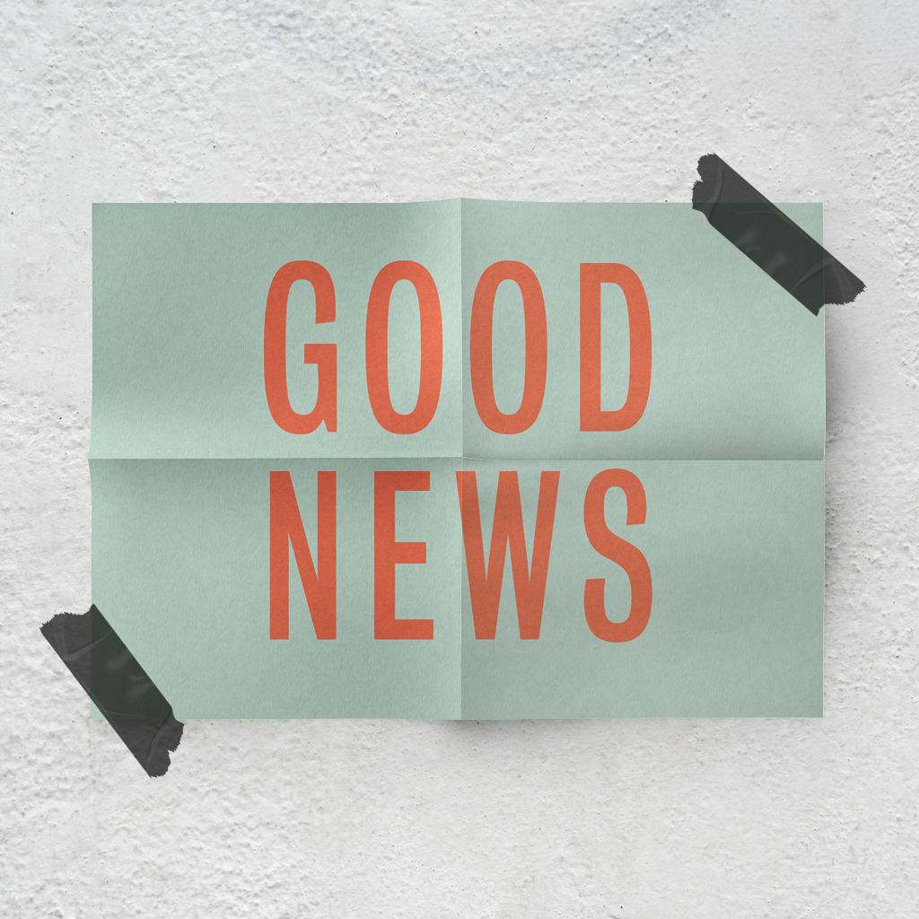 Good News: Part 2 - Pastor Reggie Roberson show art