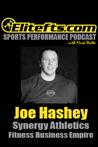 Elitefts SPP: Joe Hashey Interview