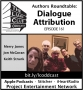 Artwork for The Liars Club Oddcast # 161 | Authors Roundtable: Dialogue Attribution
