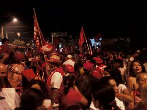 El Salvador  - Post election review from CISPES
