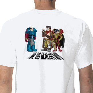 The D6G Caricature Shirt