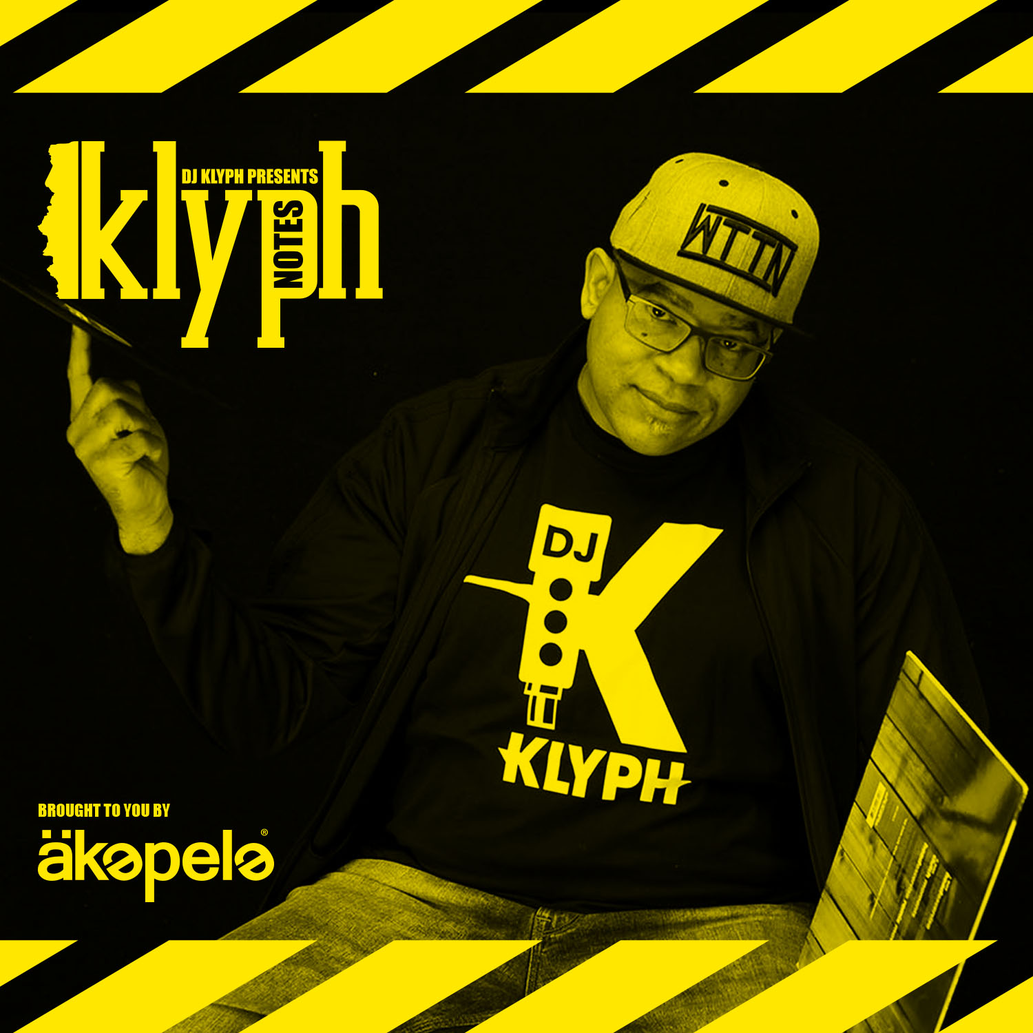 Klyph Notes show art