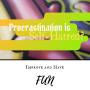 Artwork for Procrastination is Self Hatred?