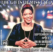 24 - I Talked 2 Cleo w @Talk2Cleo @BiffsWerd