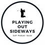 Artwork for Playing Out Sideways Podcast - Two Scots talk golf- It's baltic in NYC - Episode 31