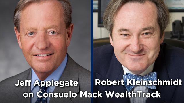 Robert Kleinschmidt - Jeffrey Applegate