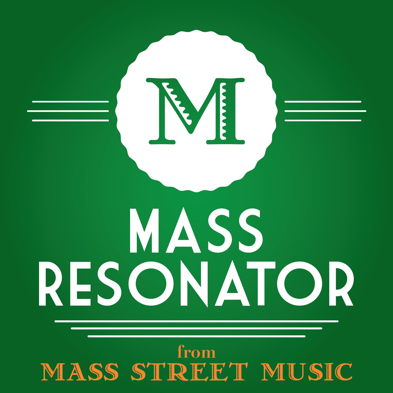Mass Resonator - A Podcast from Mass Street Music show art