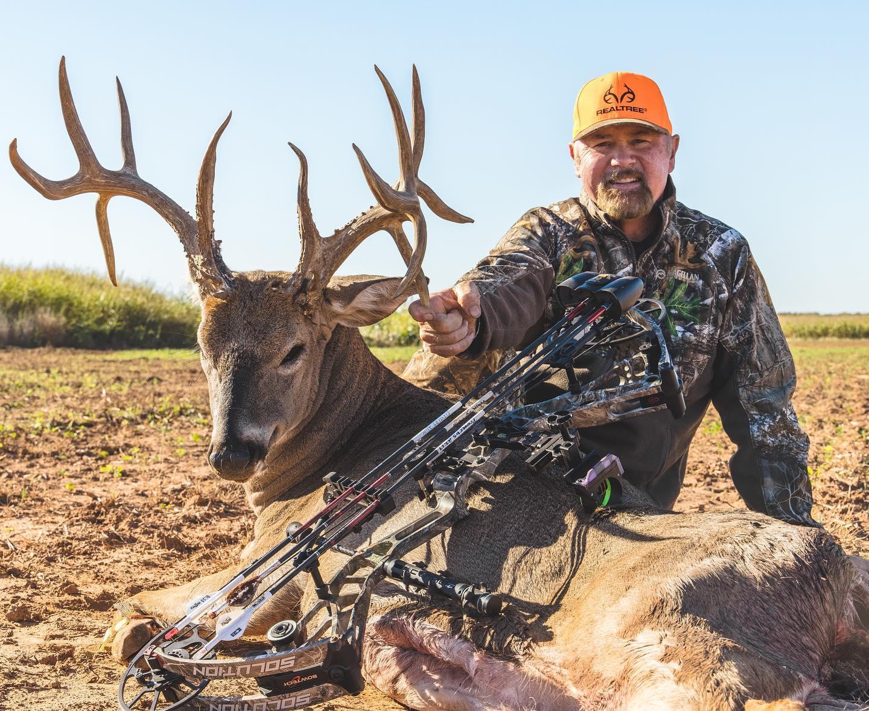 Habitat Podcast #150 - Jeff Danker - 4 Drop Tine Buck, Jeff's KS Farm Habitat Setup, The Mousetrap, How Habitat Differs in OK vs. Midwest & Pulling Deer in From Miles Away show art