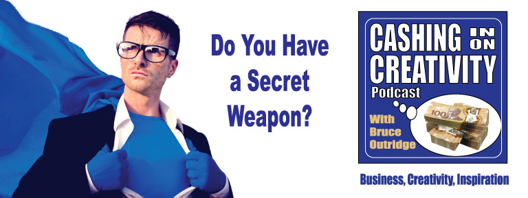 What's your secret weapon