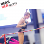 Artwork for Episode 14 Pole Vaulter, Katie Nageotte tells girls there's more than one way to look healthy.