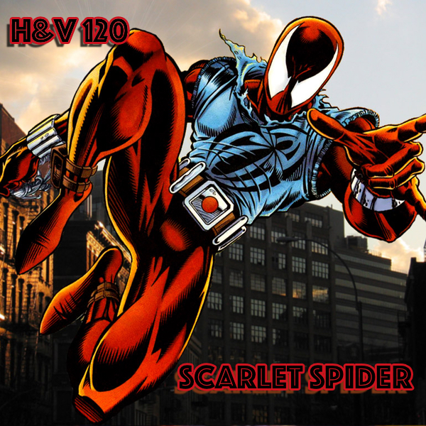 120: Scarlet Spider with Ryan Christopher