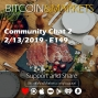 Artwork for Community Chat 2 | Bitcoin & Markets - 2/13/2019 - E149