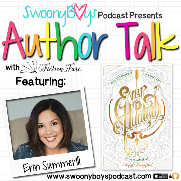 Author Talk with Erin Summerill