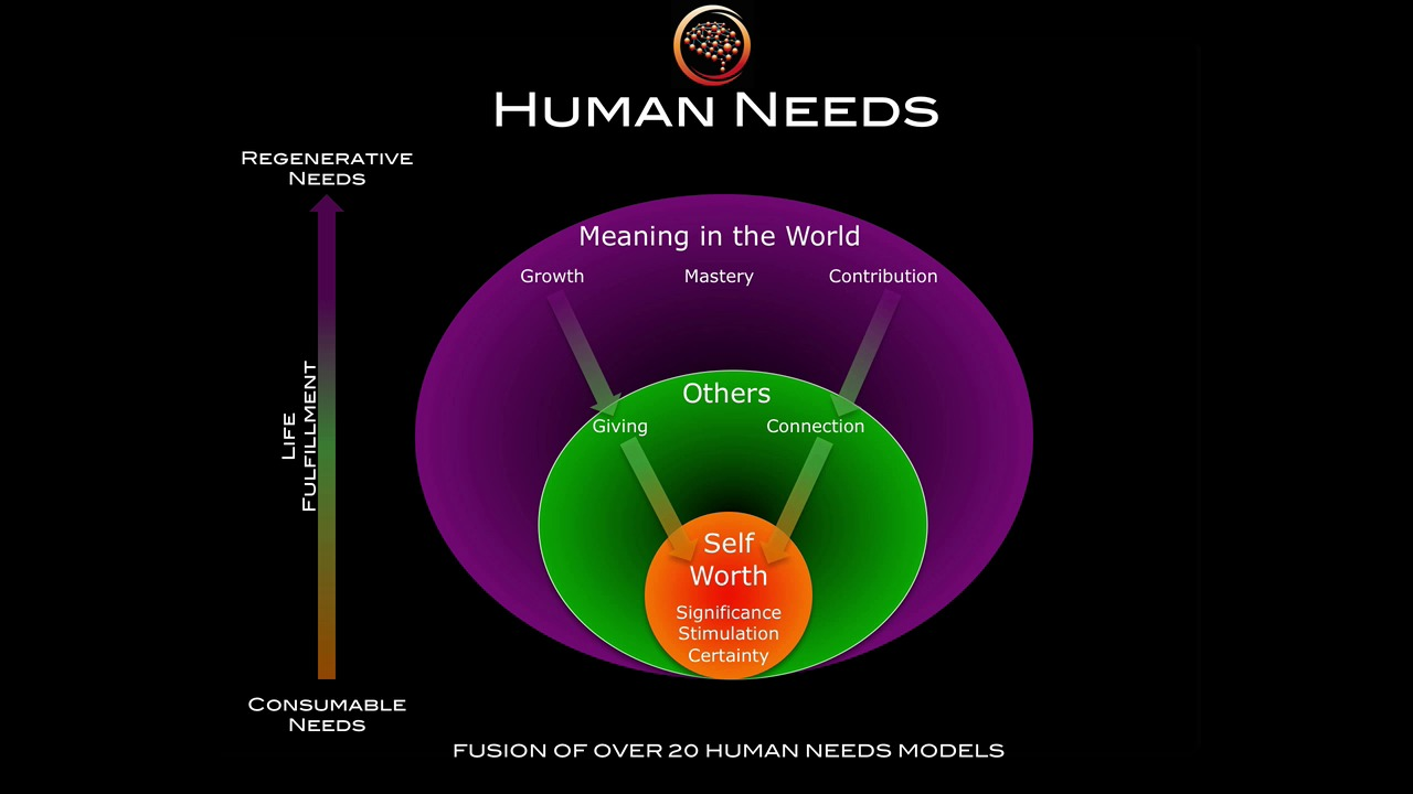 Artwork for How to turn Needs into Purpose and Fulfillment (Video)