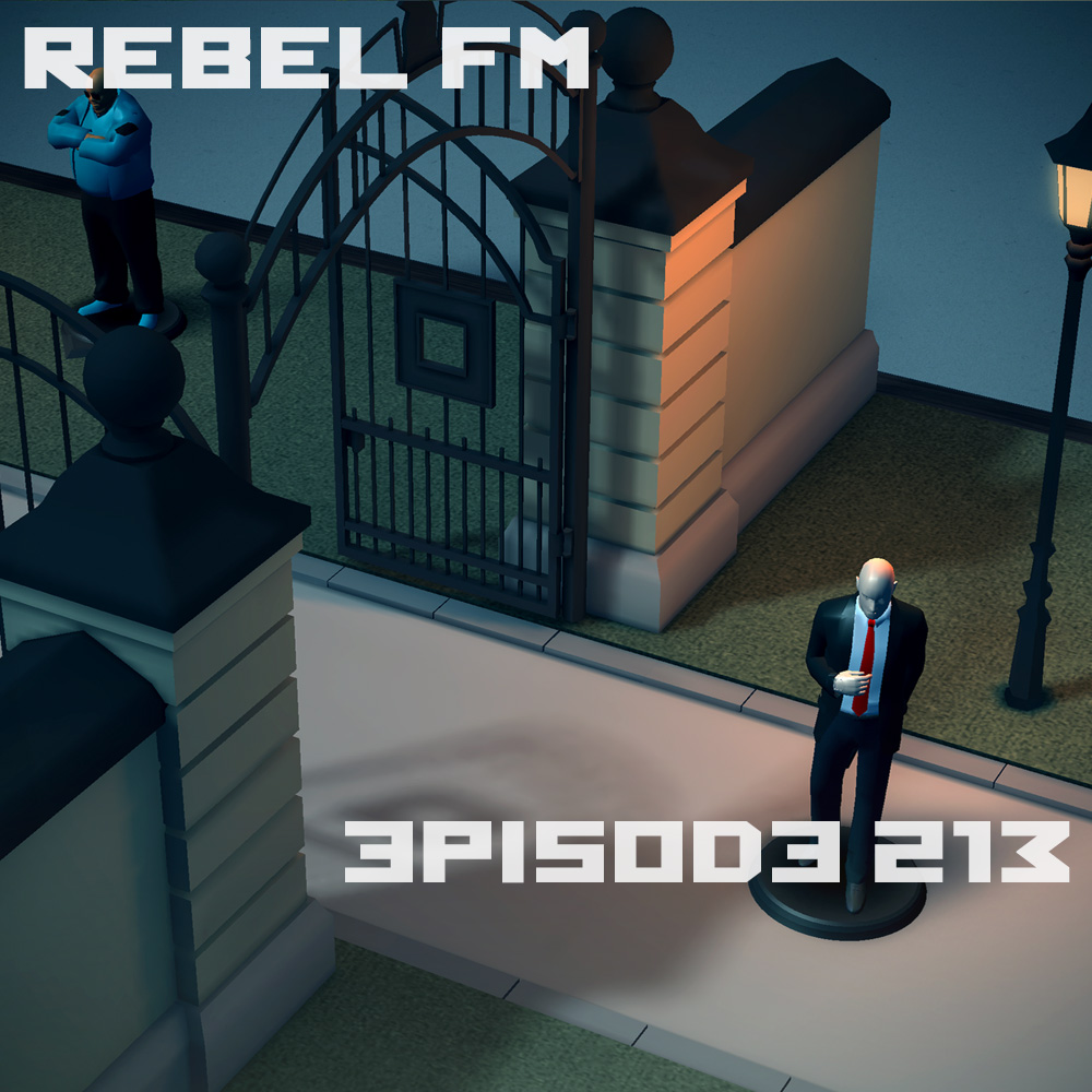 Rebel FM Episode 213 - 04/18/14