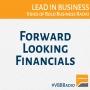 Artwork for Program 188 - Forward Looking Financials