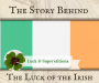 Artwork for The Luck of the Irish | Four-Leaf Clovers, Irish Luck, Leprechauns (TSB043)