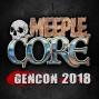 Artwork for MeepleCore Podcast Gencon 2018 Bonus Episode