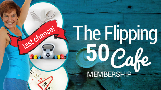 Flipping 50 Cafe membership