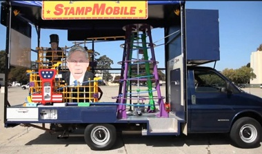 The Stamp Mobile Moves to Amend & US Imperialism in Honduras