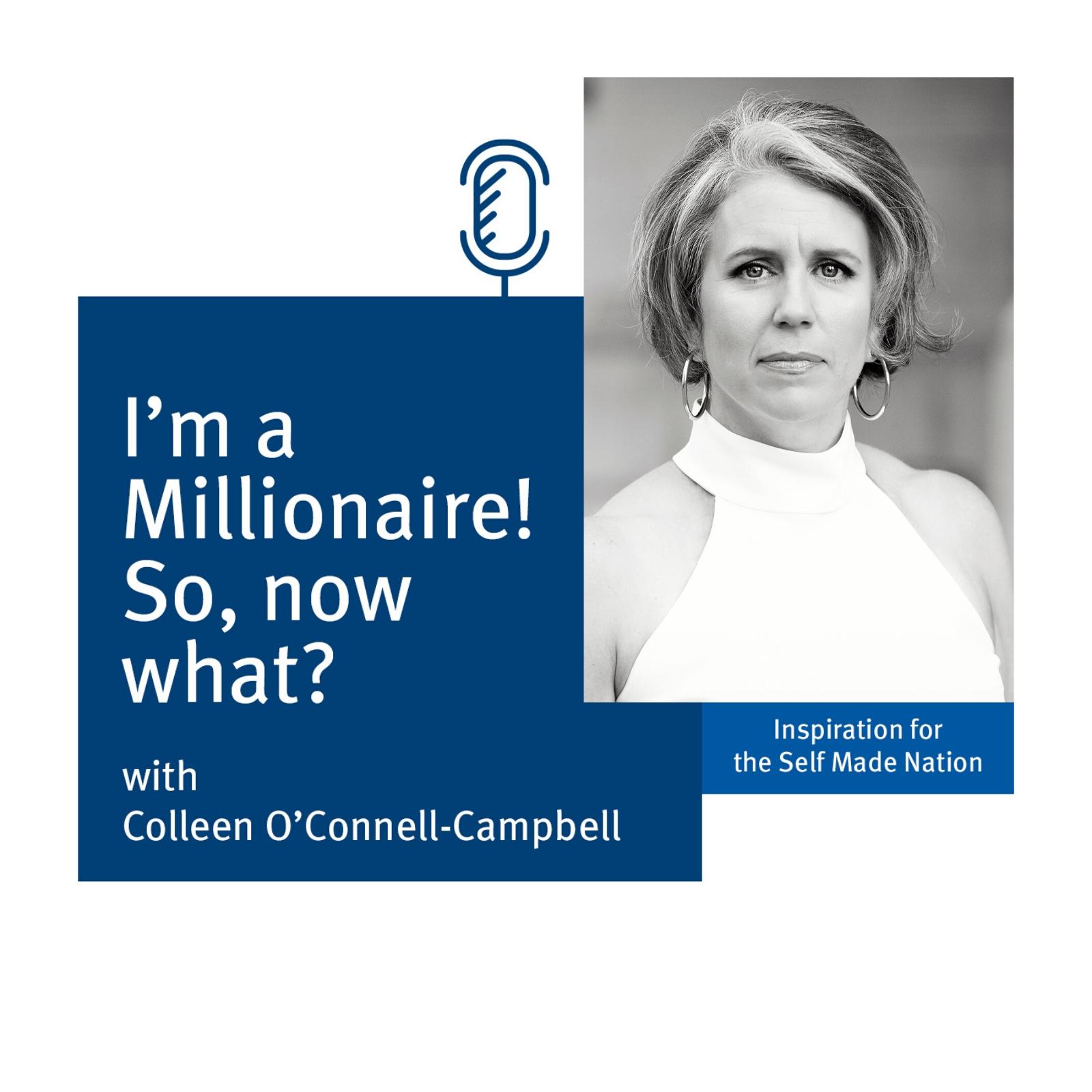 I'm A Millionaire! So Now What? show art