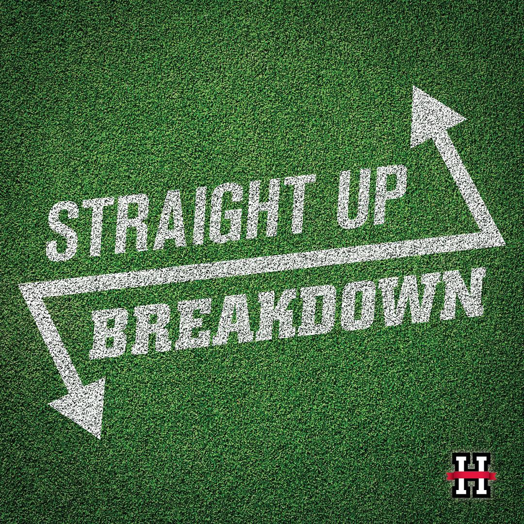 Straight Up Breakdown show art