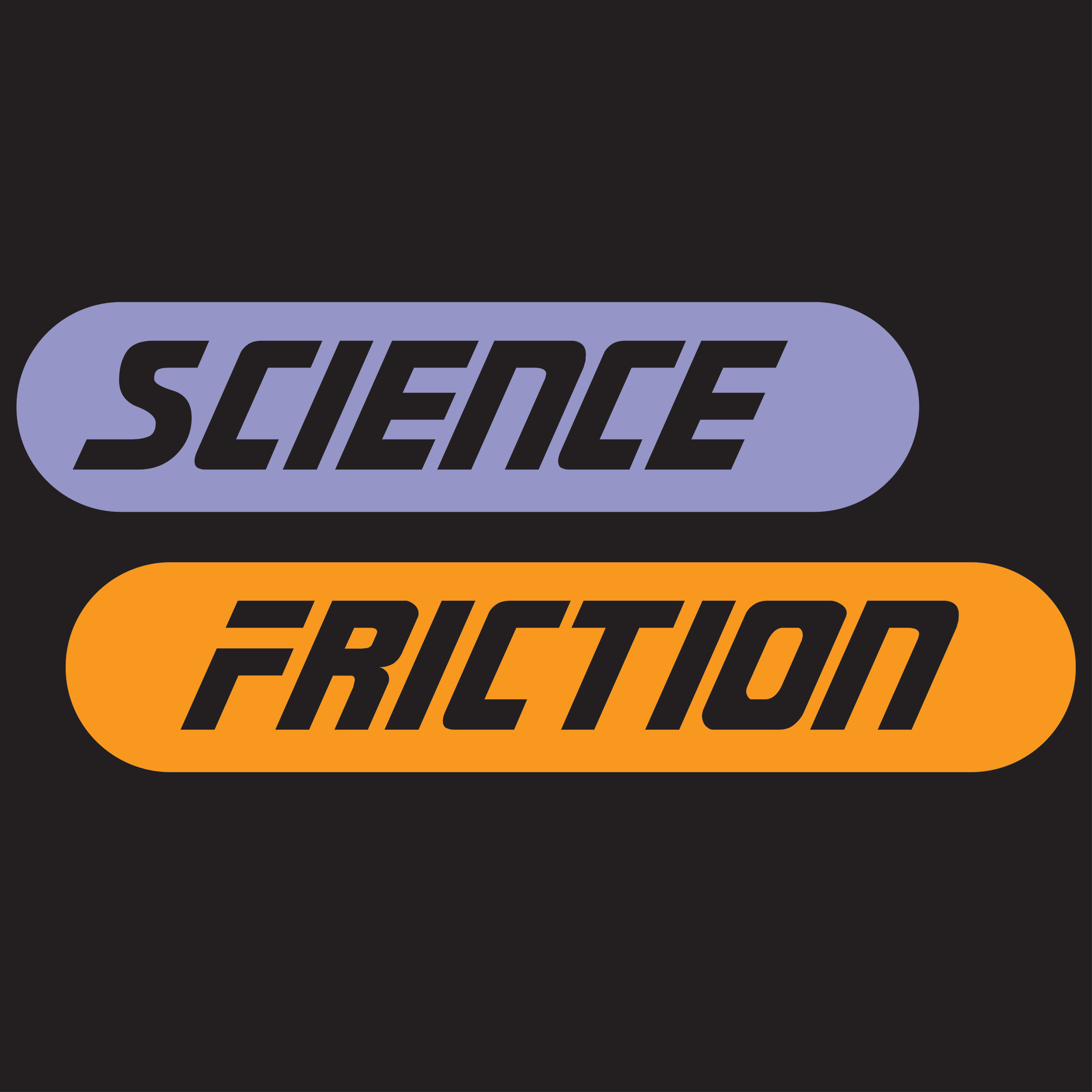Science Friction show art