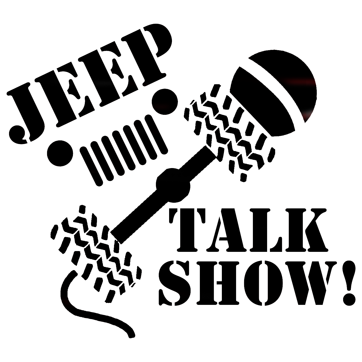 Jeep Talk Show, A Jeep podcast! show art