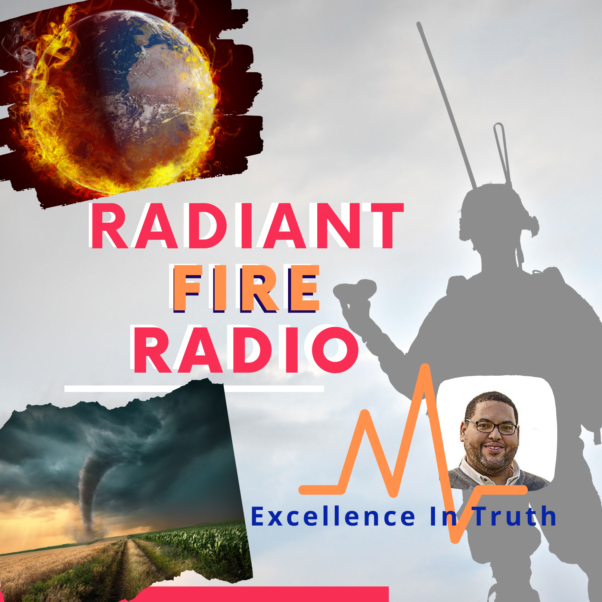 Artwork for Ways to Follow Radiant Fire Radio (Video)