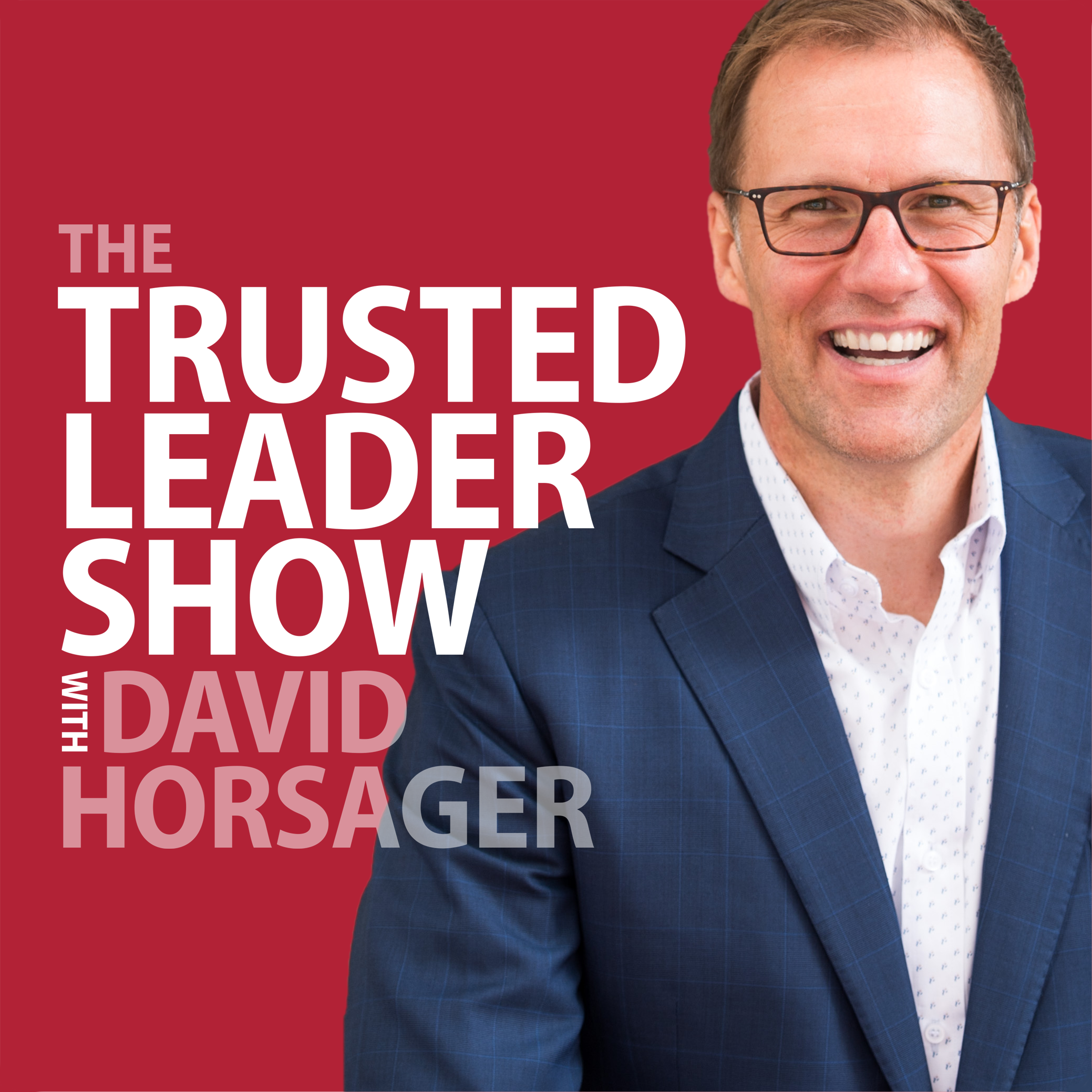 The Trusted Leader Show show art
