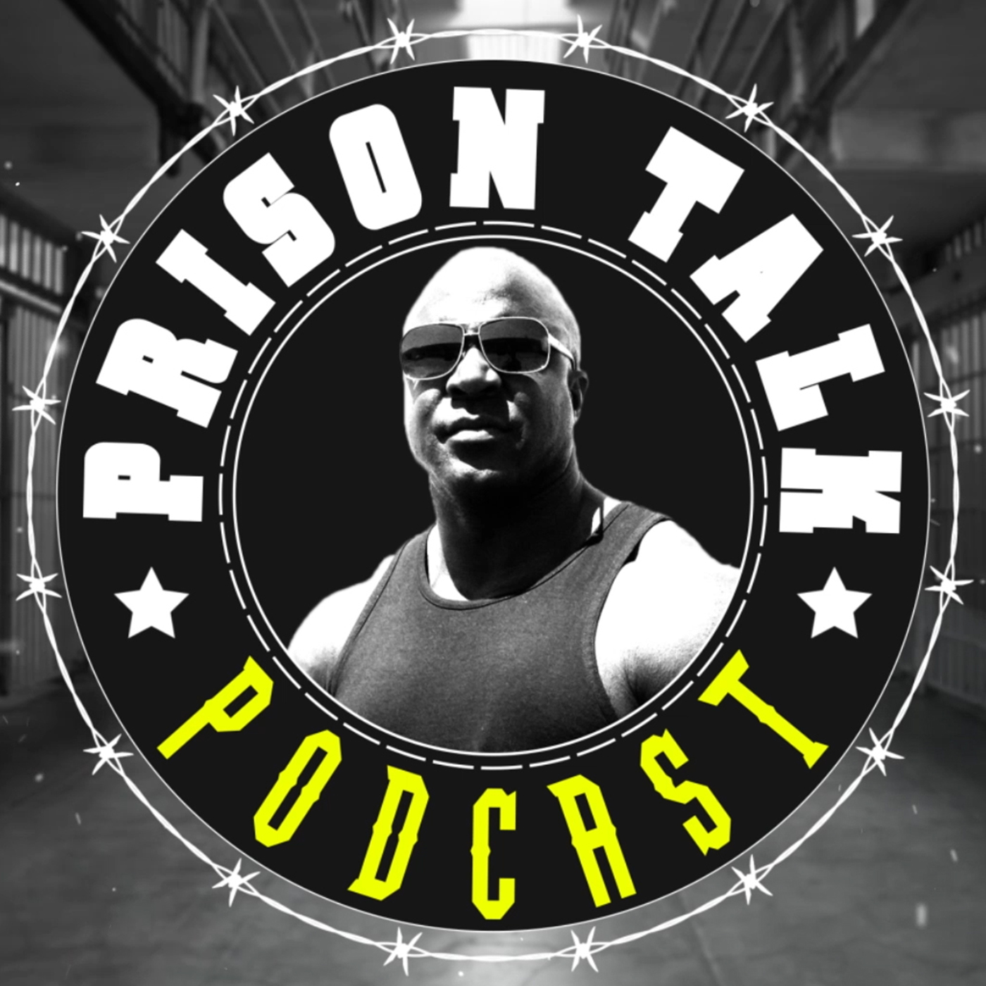 Prison Talk Podcast show art