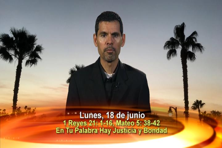 """Artwork for Dios te Habla con Jose Luis Elias;  Tema el hoy: """"En Tu Palabra hay Justicia y Bondad"""""""