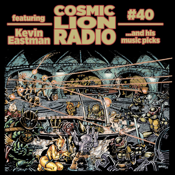 #40 with Kevin Eastman