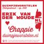 Artwork for 048 // Eric van der Woude ♥ Chappie // Duimpjeworstelen