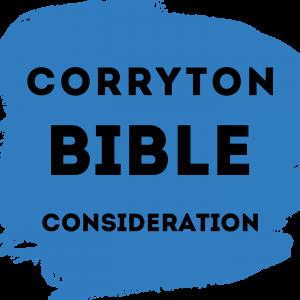 Corryton Bible Consideration podcast