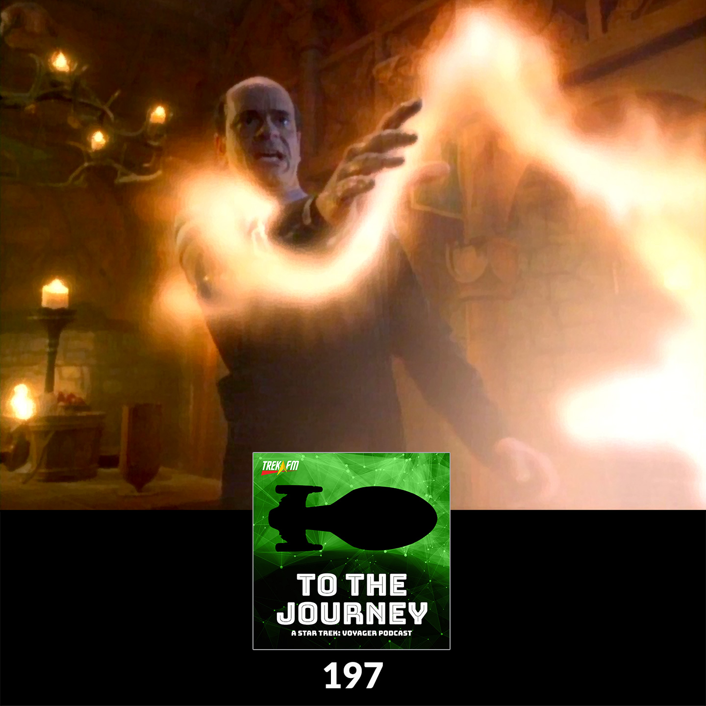 To The Journey: A Star Trek Voyager Podcast
